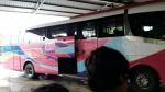 Bus to La Fortuna