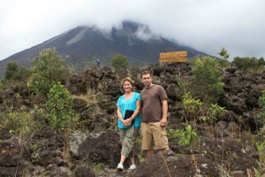 Cindi Miles Arenal Volcano 5146CrpSm