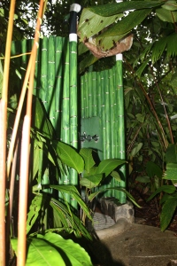 Hotel Arenal Green outdoor shower