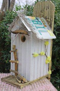 Floridian Bird House