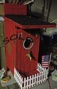 Screech Owl House - SOLD