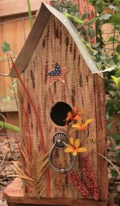 Sego Bird House