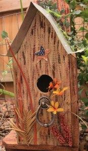 Sego Bird House