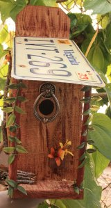 Virginian Bird House